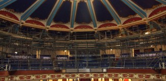 Brighton Hippodrome topped the Theatres Trust's list for the second consecutive year in 2015. Photo: Theatres Trust