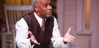 Don Warrington in All My Sons at the Royal Exchange in 2013. Photo: Jonathan Keenan