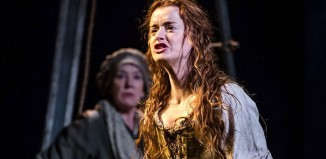 Hannah Hutch in Jane Wenham: the Witch of Walkern by Rebecca Lenkiewicz. Photo: Richard-Davenport
