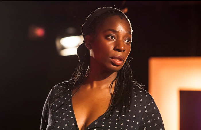 Tanya Moodie in Joanne at Soho Theatre. Photo: Katherine Leedale