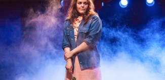 Last year's winner, Laura Jane Matthewson, went on to star in Dogfight at the Southwark Playhouse. Photo: Darren Bell