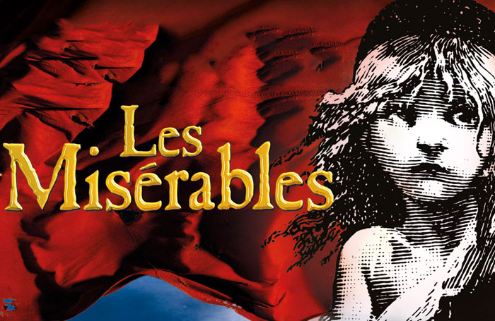 Les Misérables voted greatest musical of all time