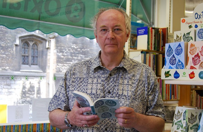 "Philip Pullman criticised schools for focusing on ""blasted league tables"" and exam results. Photo: The Spider Hill"