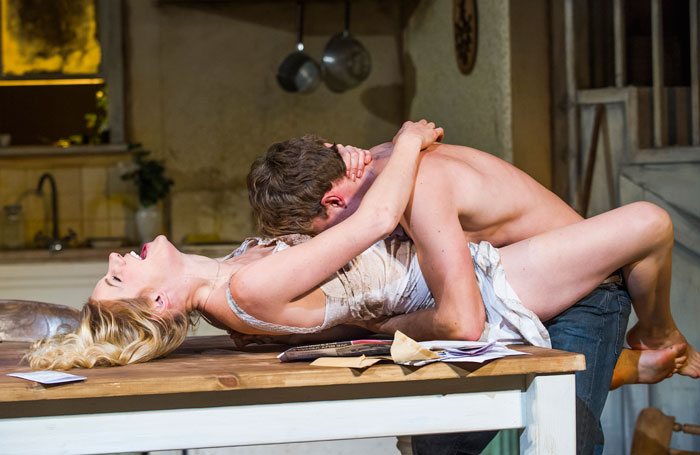 Pig Farm review at St James Theatre, London – 'tiresome' | Review | Theatre
