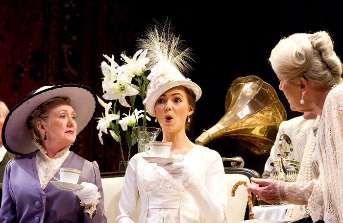 Kara Tointon, who starred in Pygmalion at Garrick Theatre, will play Maria in The Sound of Music Live!. Photo: Tristram Kenton