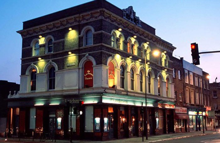 Theatre503, which is located above the Latchmere Pub in south London