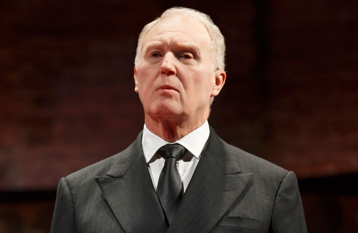 Tim Pigott-Smith in King_Charles III. Photo: Joan Marcus