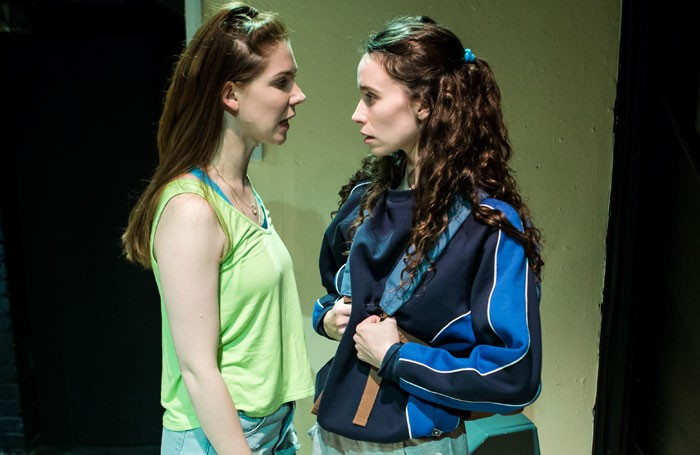 Dry Land at Jermyn Street Theatre, London. Photo: Richard Davenport
