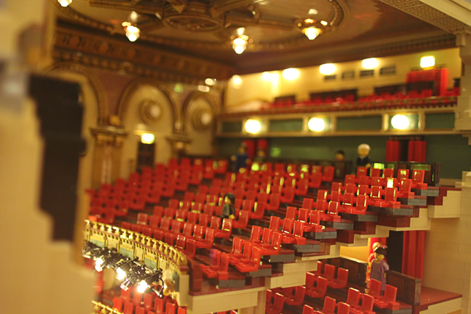 Her Majesty S Theatre In London Recreated Out Of 57 992