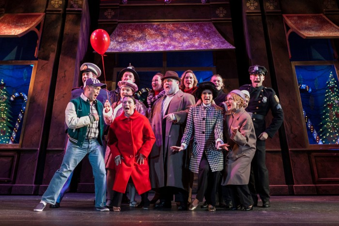 Miracle on 34th Street review at King's Theatre, Glasgow ...