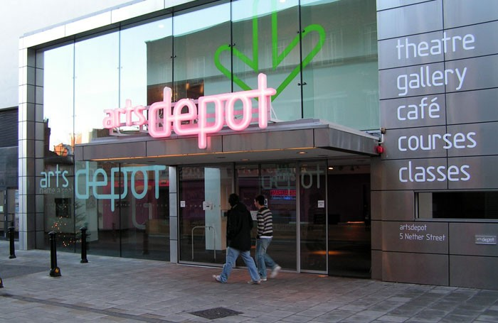 North London venue Artsdepot has been nominated for the best cultural venue prize