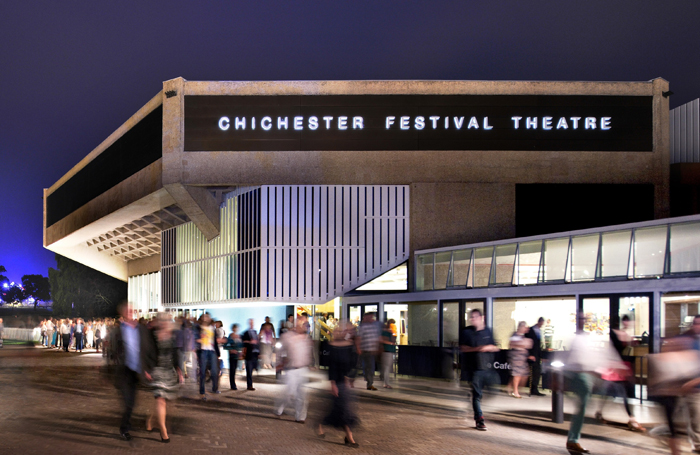 Chichester Festival Theatre. Photo: Philip Vile