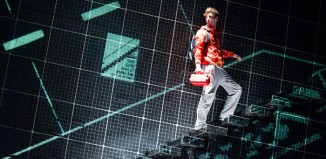 Curious Incident is produced in the West End by the National Theatre's commercial arm – an example of an alternative income stream. Photo: Tristram Kenton