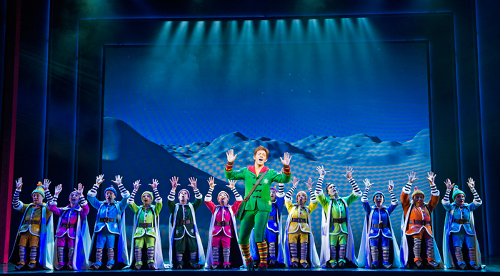 Elf The Musical Tour