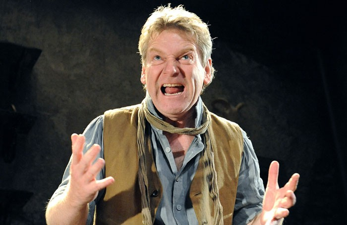 Kenneth Branagh in Ivanov at Wyndham's Theatre. Photo: Tristram Kenton