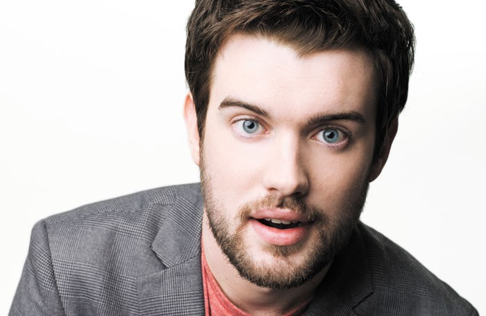 Host Jack Whitehall. Photo: Pal Hansen