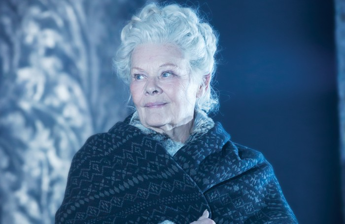 Judi Dench in The Winter's Tale. Photo: Johan Persson