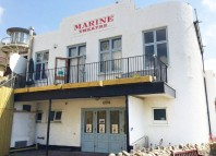 Marine Theatre in Lyme Regis. Photo: Phil Guest