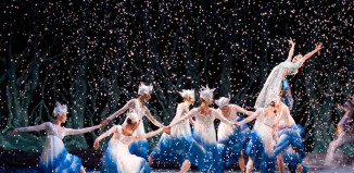 Northern Ballet's The Nutcracker. Photo: Bill Cooper