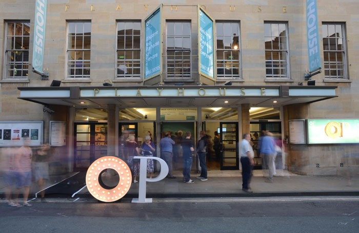 Oxford Playhouse, which is joining forces with other Oxford arts organisations to produce the new Offbeat Festival next year. Photo: Wikipedia