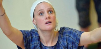 Romola Garai is backing the Parents in Performing Arts campaign. Photo: Keith Pattison