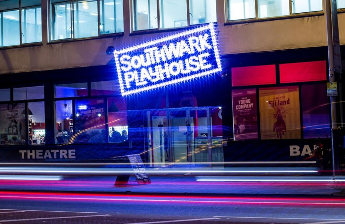 Southwark Playhouse's current Elephant and Castle site. Photo: Safavi PR