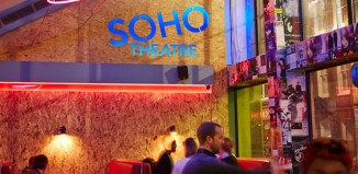 Soho Theatre bar. Photo: Johnny Birch