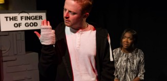The Finger of God by Anders Lustgarten is one of the 15 plays that will be featured as part of the event. Photo: Jeremy Abrahams