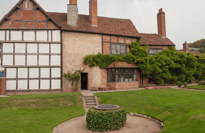 The site where Shakespeare's house once stood is being excavated. Photo: Shutterstock.com