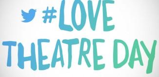 LoveTheatre Day. Photo: @LoveTheatreDay