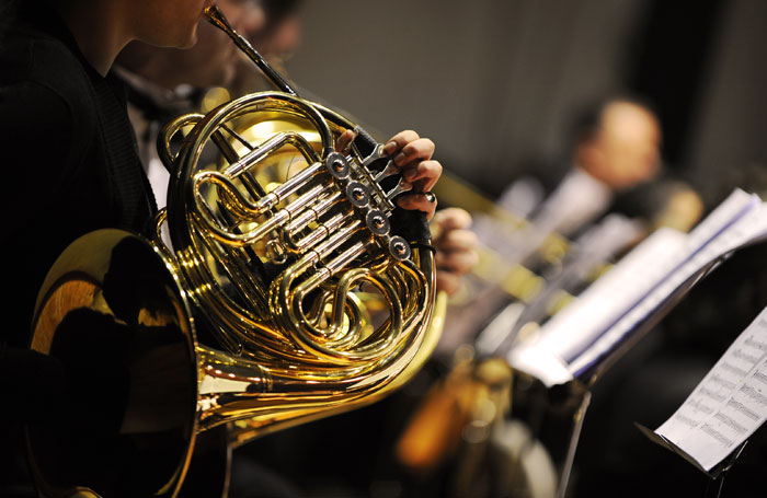 Musicians working in orchestras were included in the study