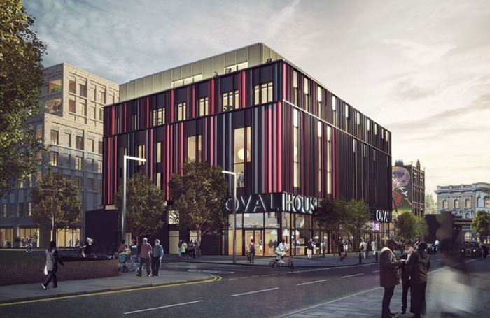 Architect's image for Ovalhouse's new home in Brixton. Photo: Picture Plane Ltd