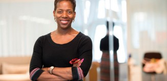 Althea Efunshile, deputy CEO of Arts Council England