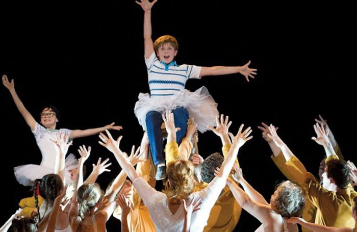 Billy Elliot the Musical will close in April 2016. Photo: Alastair Muir