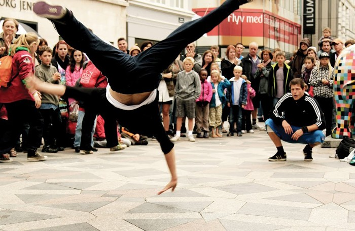 The BuSK app will allow street performers to receive cashless payments