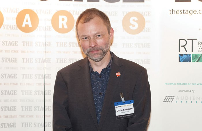 David Brownlee, director of theatre consultancy firm BON Culture