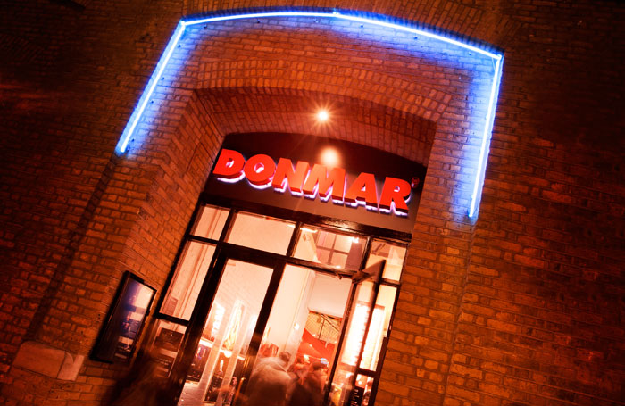 Donmar Warehouse. Photo: Johan Persson