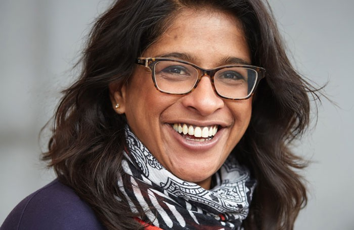 Indhu Rubasingham. Photo: Mark Douet