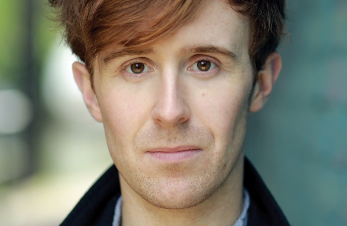 John Heffernan. Photo: Faye Thomas