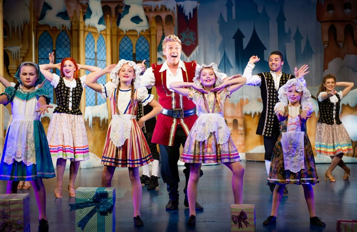 Snow White and the Seven Dwarfs at the Pomegranate Theatre, Chesterfield