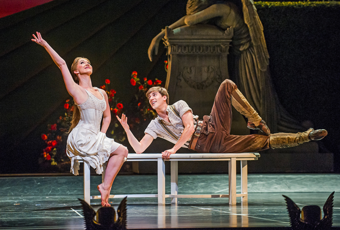 Matthew Bourne S Red Shoes In Boston