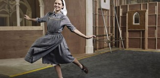 Kara Tointon in The Sound of Music Live. Photo: ITV