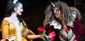 Scene from Beauty and the Beast at Perth Concert Hall. Photo: Tommy Ga-Ken Wan