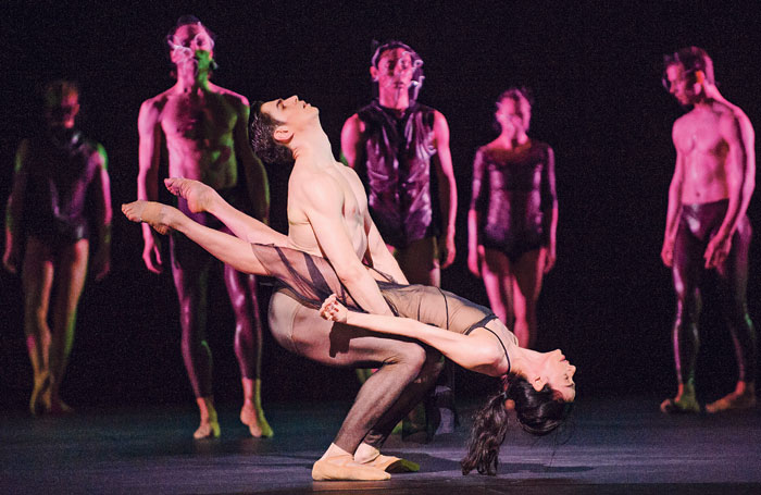 Alessandra Ferri and Federico Bonelli in Part 3: Tuesday from Woolf Works. Photo: Tristram Kenton