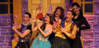 A Belter of a Cinderella Story at Websters Theatre, Glasgow