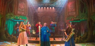 The Sword in the Stone at New Wolsey Theatre, Ipswich. Photo: Mike Kwasniak