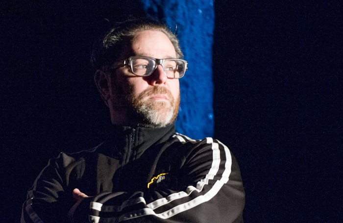 Andy Nyman in Ghost Stories. Photo: Tristram Kenton