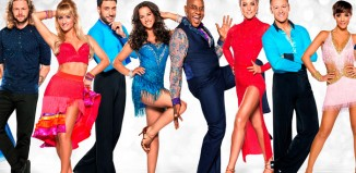 Celebrity dancers in Strictly Come Dancing Live