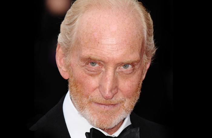 Charles Dance. Photo: Shutterstock