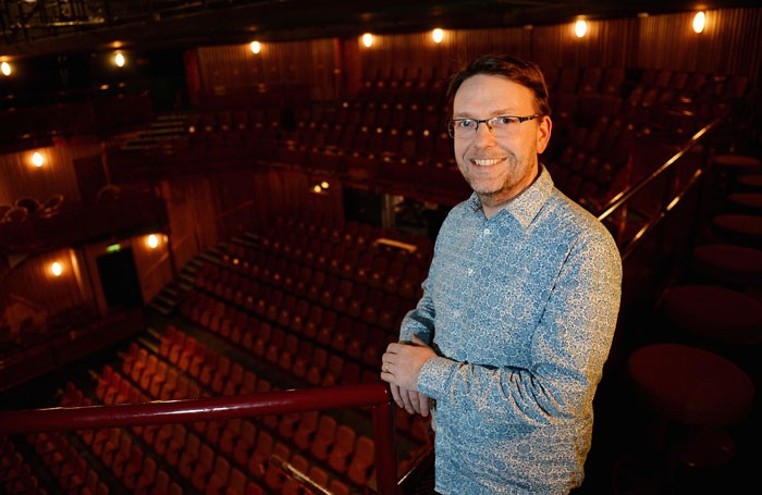 Conrad Lynch is Theatre by the Lake's new joint artistic director and chief executive